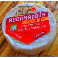 Rocamadour Fermier  La pièce