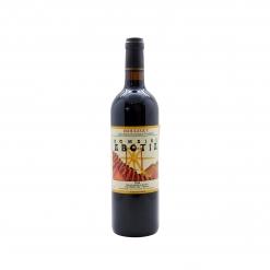 Vin Irouléguy rouge Domaine d'Abotia