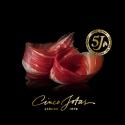 Jambon ibérique de bellota pure race - Cinco Jotas Entier et Désossé 4 - 4,5 KG