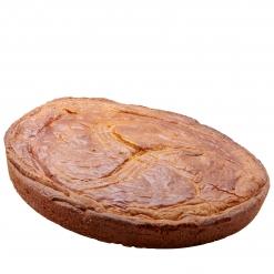 Gâteau Basque à la crème