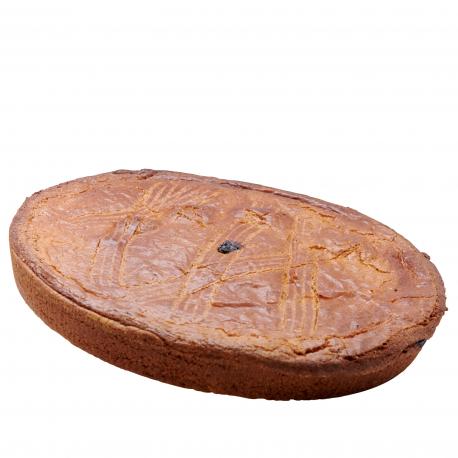 Gâteau Basque à la cerise noire