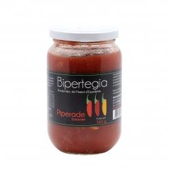 Piperade basquaise au piment d'Espelette 360g