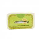 Sardines à l'huile d'olive et citron