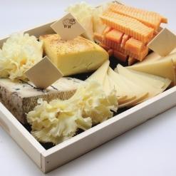Le plateau de fromages basques fermiers