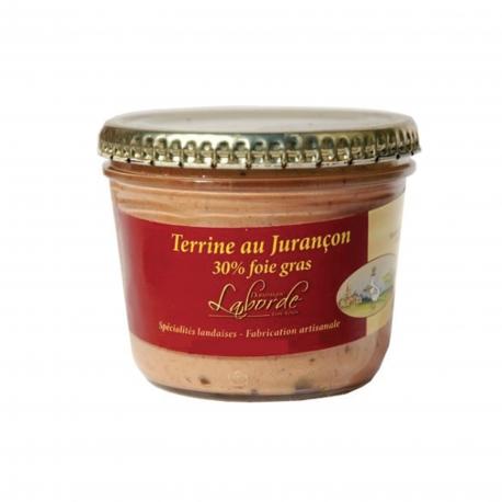 Terrine au Jurançon 30% de foie gras